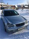 Mercedes-Benz C-Class, 2002 год, 290 000 руб.