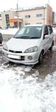 Daihatsu YRV, 2002 год, 165 000 руб.