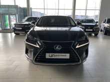 Красноярск Lexus NX300 2018