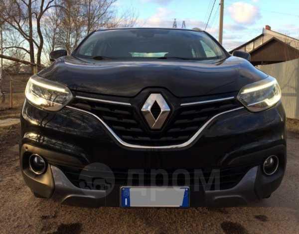Renault Kadjar, 2017 год, 1 100 000 руб.