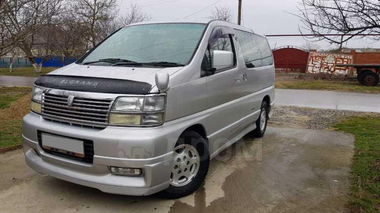 Nissan Elgrand, 1999 год, 525 000 руб.