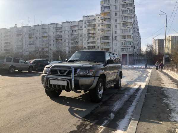 Nissan Patrol, 1999 год, 680 000 руб.