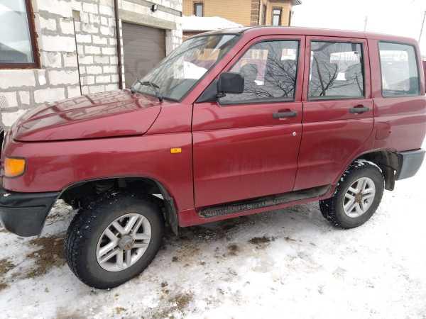 УАЗ Симбир, 2003 год, 180 000 руб.