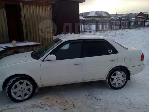 Toyota Sprinter Trueno, 1996 год, 175 000 руб.