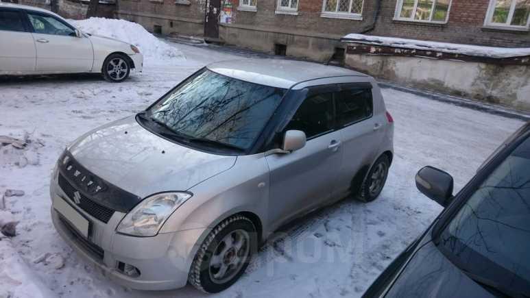 Suzuki Swift, 2006 год, 260 000 руб.