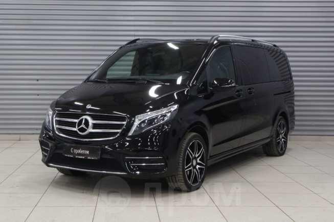 Mercedes-Benz V-Class, 2018 год, 4 290 000 руб.