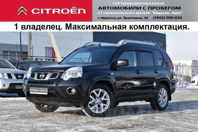 Nissan X-Trail, 2012 год, 888 000 руб.