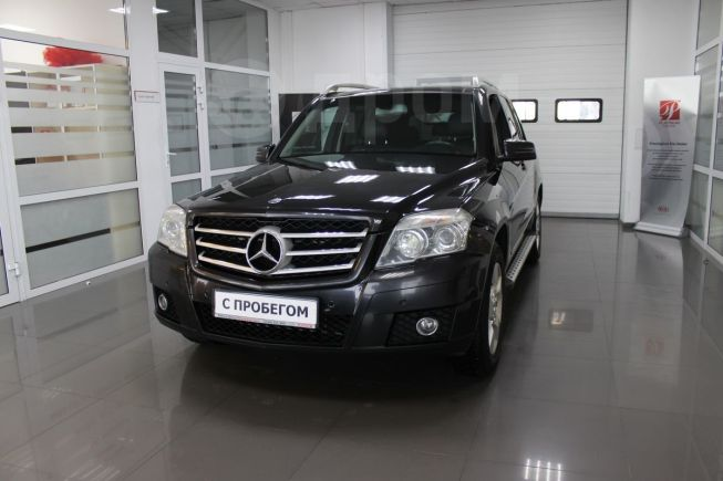 Mercedes-Benz GLK-Class, 2009 год, 755 000 руб.