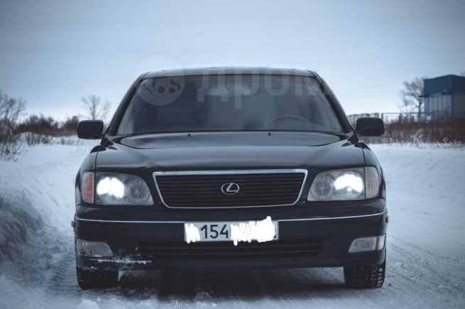 Lexus LS400, 1998 год, 560 000 руб.