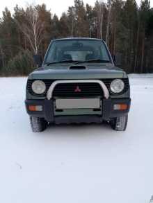 Дивногорск Pajero Mini 1996
