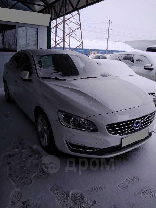 Volvo S60, 2014 год, 1 000 000 руб.