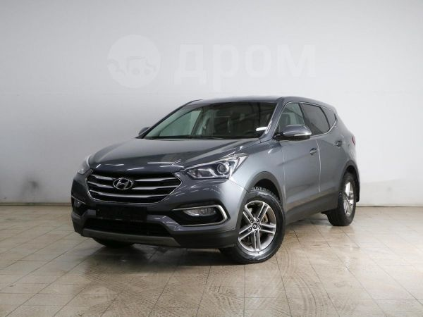 Hyundai Grand Santa Fe, 2017 год, 1 745 000 руб.