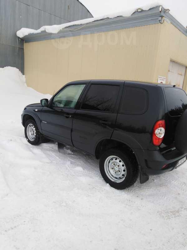 Chevrolet Niva, 2016 год, 410 000 руб.