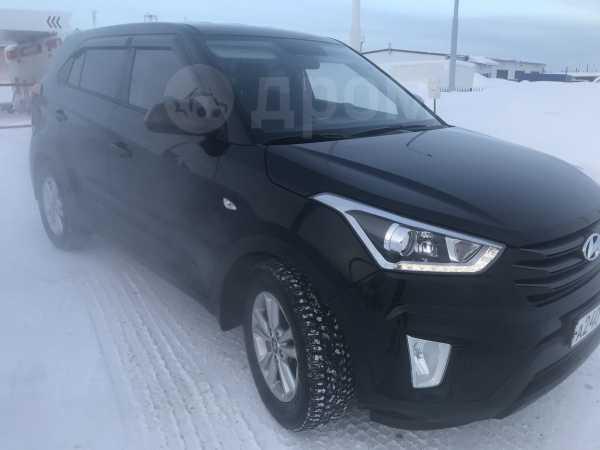 Hyundai Creta, 2018 год, 1 010 000 руб.