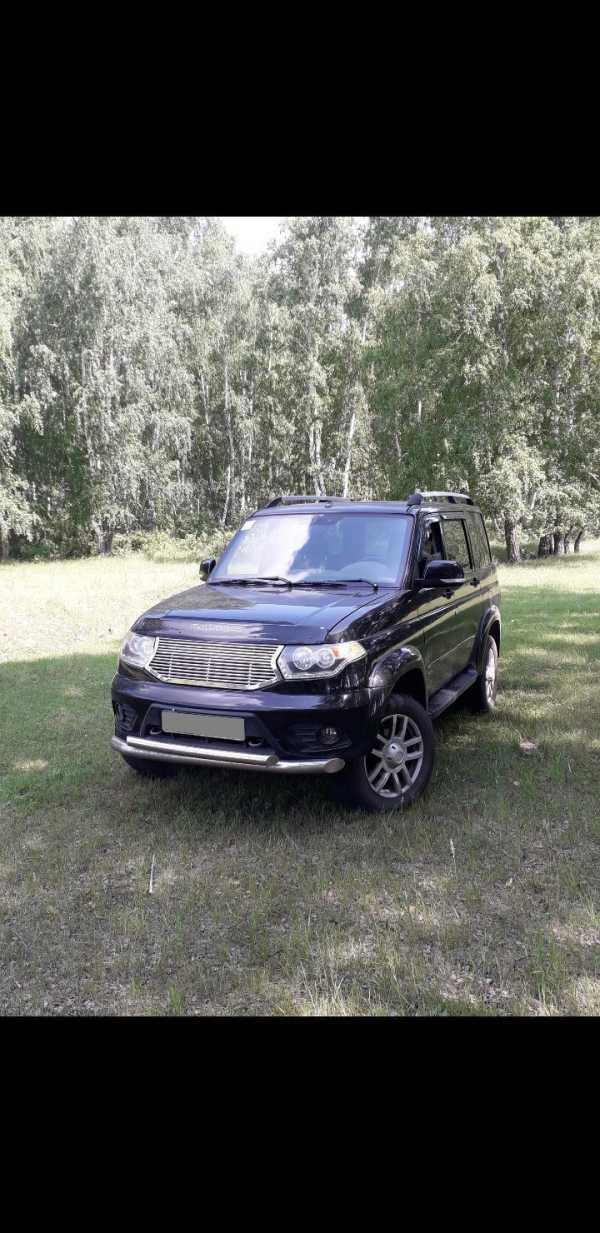УАЗ Патриот, 2015 год, 567 000 руб.