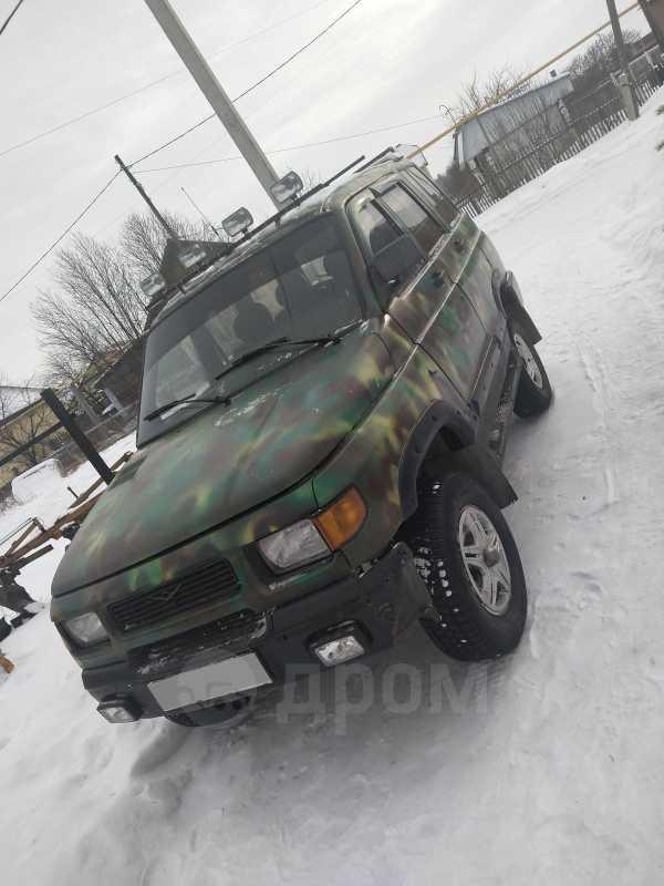 УАЗ Симбир, 2001 год, 135 000 руб.