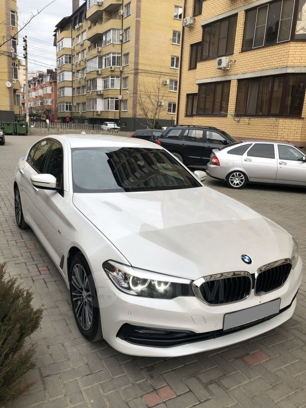 BMW 5-Series, 2017 год, 2 160 000 руб.
