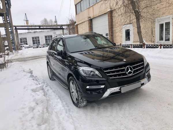 Mercedes-Benz M-Class, 2013 год, 1 835 000 руб.