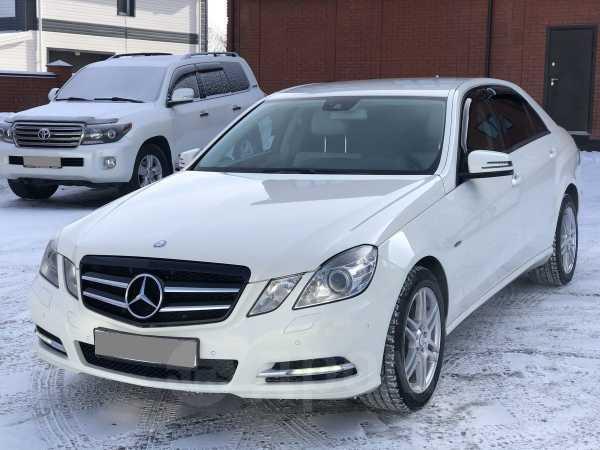 Mercedes-Benz E-Class, 2010 год, 949 000 руб.