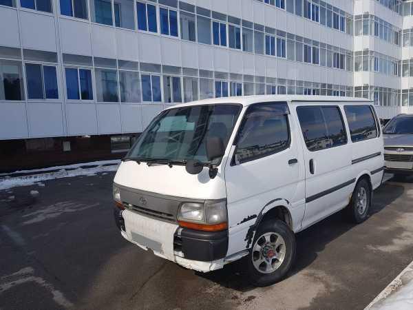 Toyota Hiace, 1988 год, 240 000 руб.
