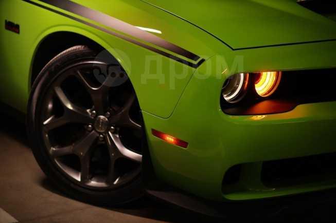 Dodge Challenger, 2016 год, 2 500 000 руб.