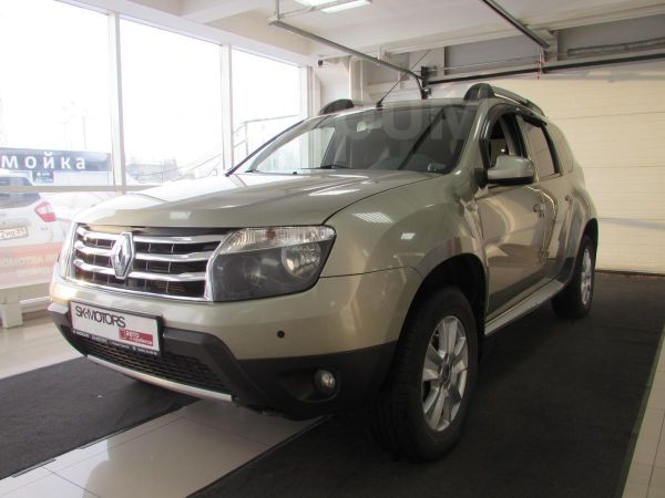 Renault Duster, 2012 год, 539 000 руб.