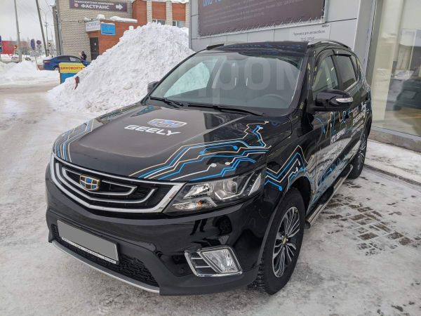 Geely Emgrand X7, 2018 год, 1 130 000 руб.