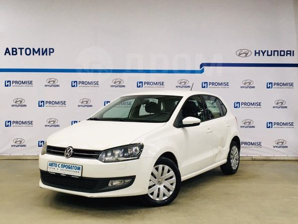 Volkswagen Polo, 2011 год, 402 000 руб.