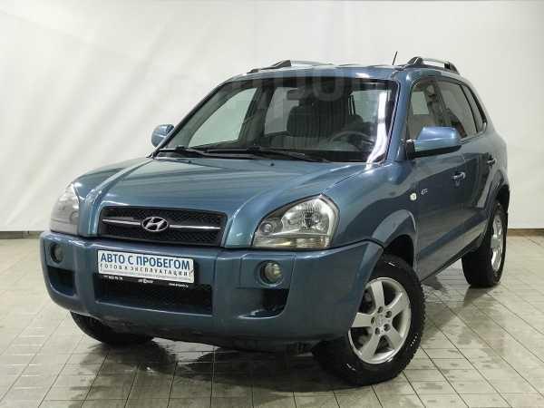Hyundai Tucson, 2005 год, 461 266 руб.
