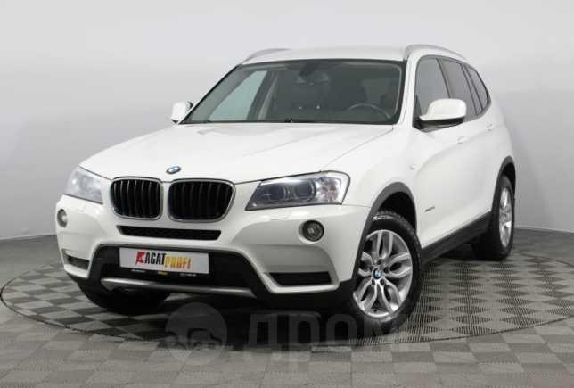 BMW X3, 2013 год, 1 280 000 руб.
