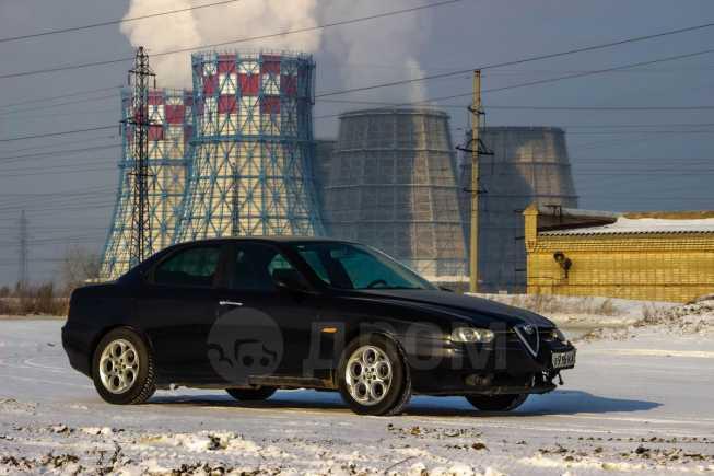 Alfa Romeo 156, 2000 год, 200 000 руб.