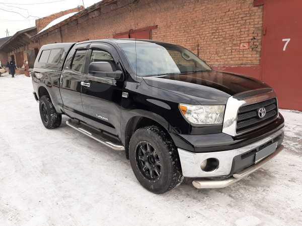Toyota Tundra, 2007 год, 1 520 000 руб.