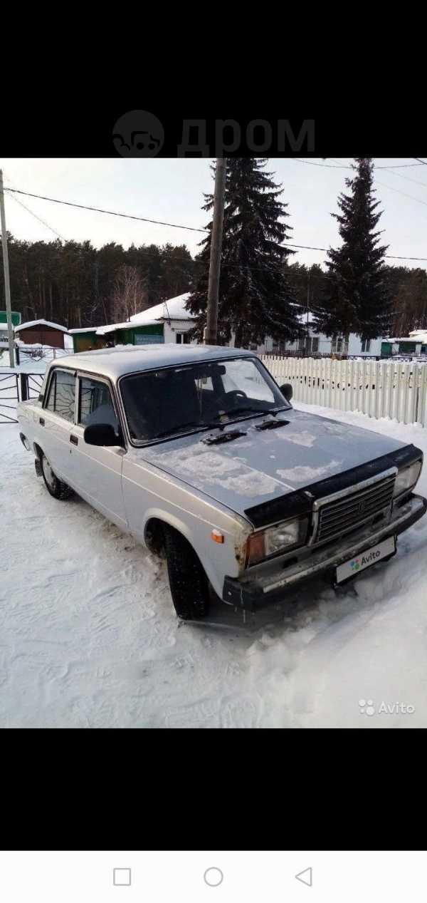 Лада 2107, 2011 год, 85 000 руб.