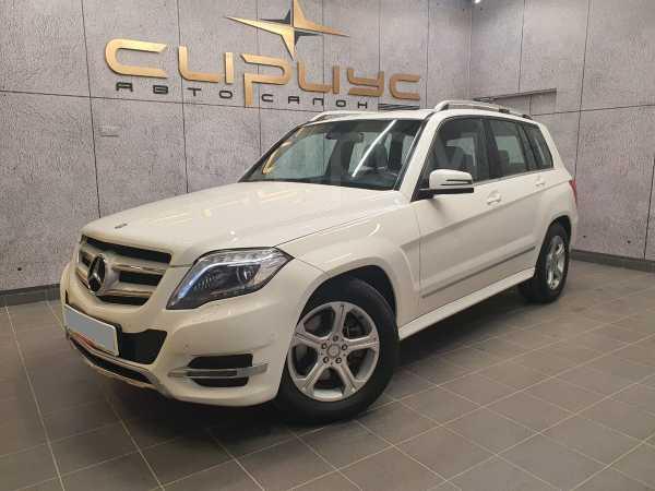 Mercedes-Benz GLK-Class, 2013 год, 1 199 000 руб.