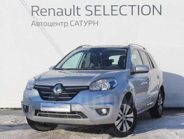 Renault Koleos, 2014 год, 715 000 руб.