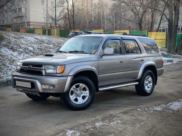 Toyota 4Runner, 2002 год, 620 000 руб.