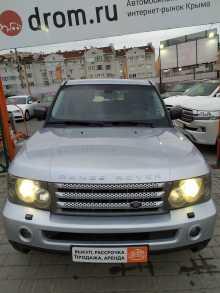 Севастополь Range Rover 2006