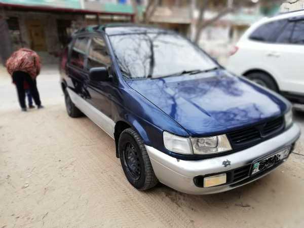 Mitsubishi Chariot, 1996 год, 75 000 руб.