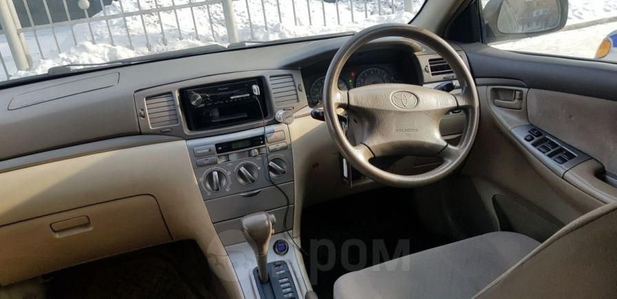 Toyota Corolla Fielder, 2005 год, 390 000 руб.