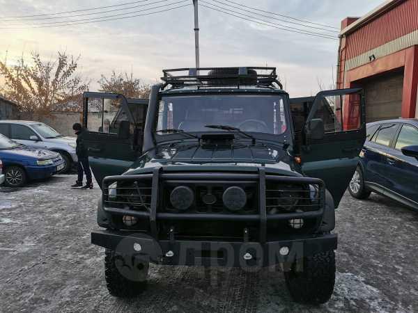 УАЗ Хантер, 2010 год, 600 000 руб.
