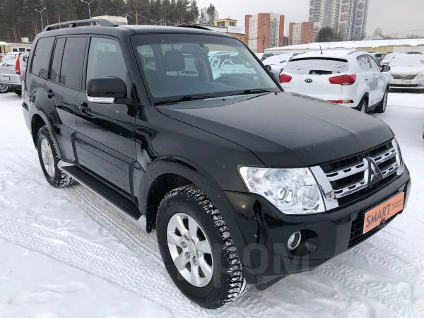 Mitsubishi Pajero, 2013 год, 1 369 000 руб.