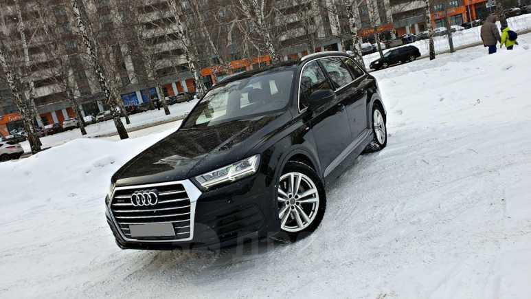 Audi Q7, 2015 год, 2 760 000 руб.