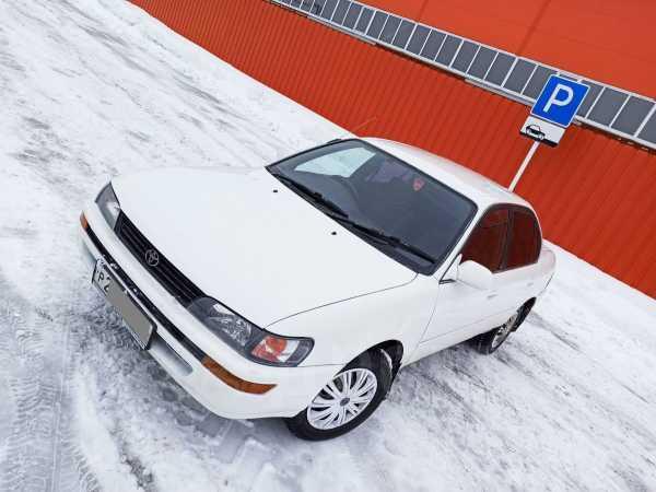 Toyota Corolla, 1995 год, 123 000 руб.