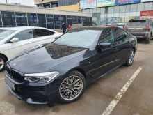 Нижний Новгород BMW 5-Series 2018