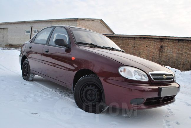 Chevrolet Lanos, 2009 год, 149 000 руб.