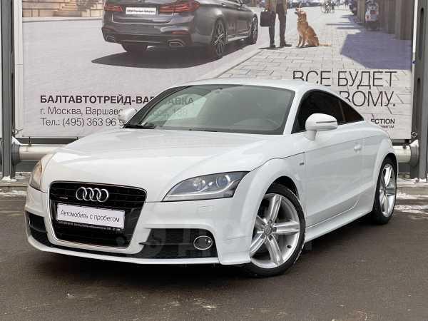 Audi TT, 2012 год, 1 090 000 руб.