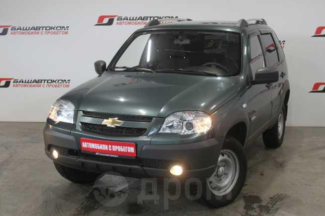 Chevrolet Niva, 2015 год, 339 000 руб.