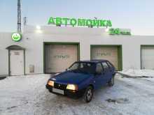 Дзержинск 2109 2001