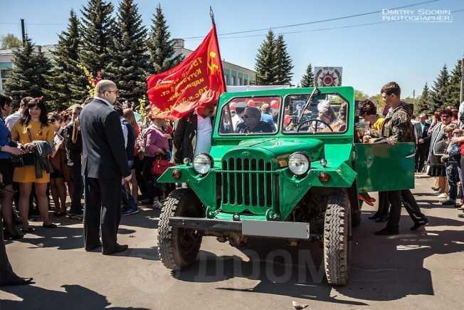ГАЗ 67, 1952 год, 700 000 руб.