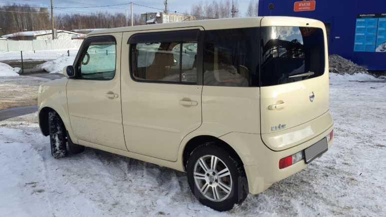 Nissan Cube Cubic, 2008 год, 285 000 руб.